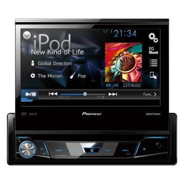 CAR /DVD RET. *PIONEER AVH-X6850  7 USB