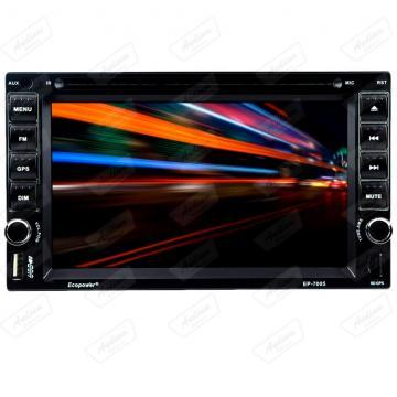 CAR /DVD ECOPOWER  2DIN EP-7005 6.5 BT /GPS