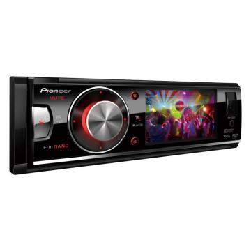 CAR /DVD PIONEER *DVH-765  3 /USB /CONTROLE