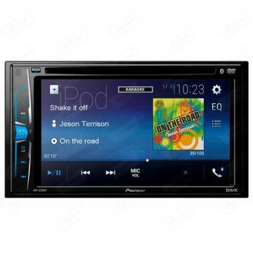 CAR /DVD PIONEER *AVH-205BT S /CONTROLE