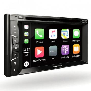 CAR /DVD PIONEER *AVH-Z1050DVD 6.2 CARPLAY C /CONTROLE