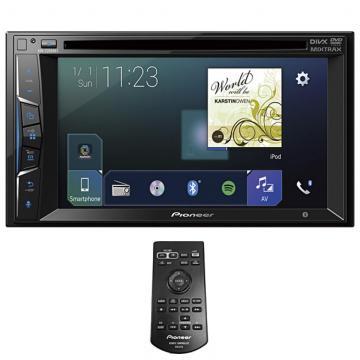 CAR /DVD PIONEER *AVH-Z2050BT 6.2 USB /AUX /BT CARPLAY