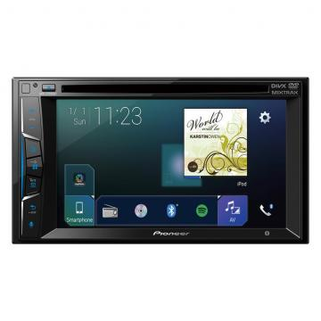 CAR /DVD PIONEER *AVH-Z2050BT 6.2 USB /AUX /BT CARPLAY