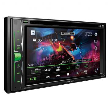 CAR /DVD PIONEER *AVH-A205BT C /CONTROLE