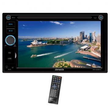 CAR /DVD AIWA *AW-CD4M14 6.2 UBS /BT /CONTROLE  S /GARANTIA