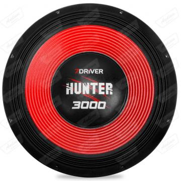 SUB ***7 DRIVER 15 HUNTER 3000 4R 1500W RMS