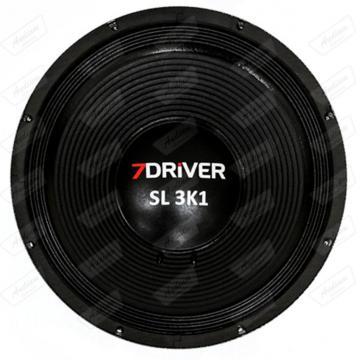SUB ***7 DRIVER 15 SL3K1 8R 1550RMS