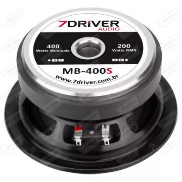 SUB ***7 DRIVER  8 MB400S 4R 200WRMS