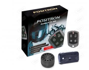 ALARME POSITRON DUOBLOCK FX350 G8 **AUD**