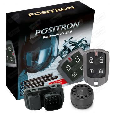 ALARME POSITRON DUOBLOCK FX350 FACTOR 125 /150 **AUD**
