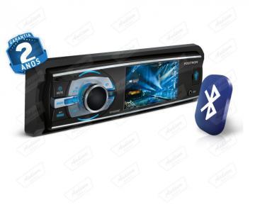 CAR /DVD 3 POSITRON SP4330BT BLUETOOTH /AUX /CONTROLE