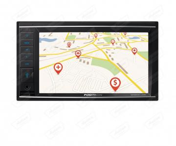CAR 2 DIN S /MECAN. POSITRON SP8830LINK TV DIGITAL MIRROR LINK