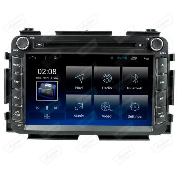 MULT AIKON 8.8 ANDROID 7.1 HONDA HRV 15 /17 8LOW-HIGH ASF-19080C DVD