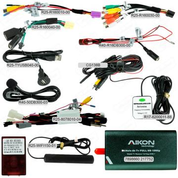 MULT AIKON 8.8 ANDROID 7.1 NISSAN KICKS 8 S /DVD ASF-37030C TV HD