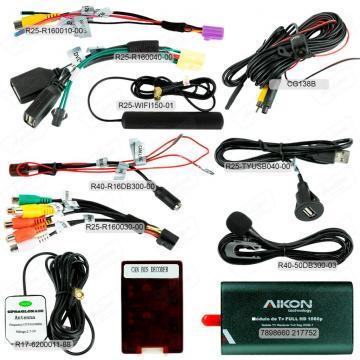 MULT AIKON 8.8 ANDROID 7.1 HYUN AZERA 12 /14 ASF-21020C TV HD