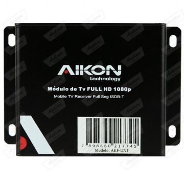 TV DIGITAL AIKON UNIVER FULL SEG(HD) DIGITAL TV RECEIVER