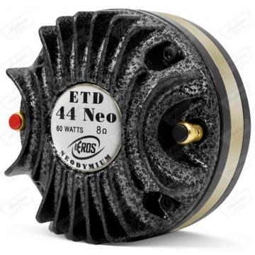 DRIVER EROS ETD-44 NEO TITANIUM    60RMS