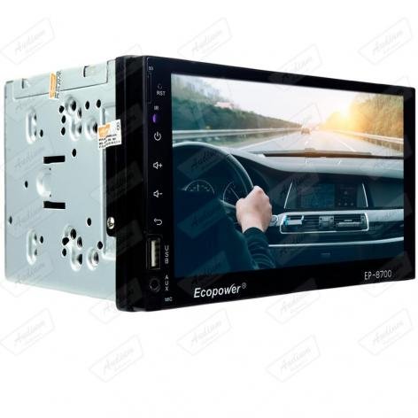 CAR 2 DIN S /MECAN. ECOPOWER EP-8700 7 ANDROID BT /GPS
