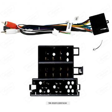 MULT AIKON XDROID ANDROID 8.0 HYUN SANTA FE 01 /12 AKF-40030W STV