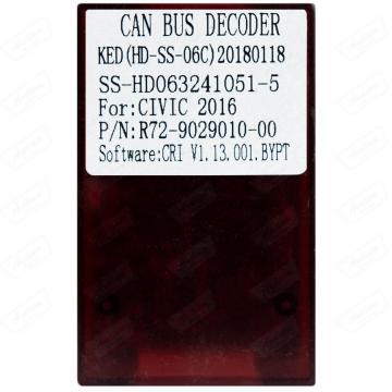 MULT AIKON PCA CANBUS 9029 R72-9029010-00  (8.0 /8.8)