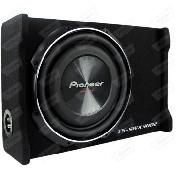 CAIXA CAR PIONEER TS-SWX3002 12 SLIM 1500W  400RMS
