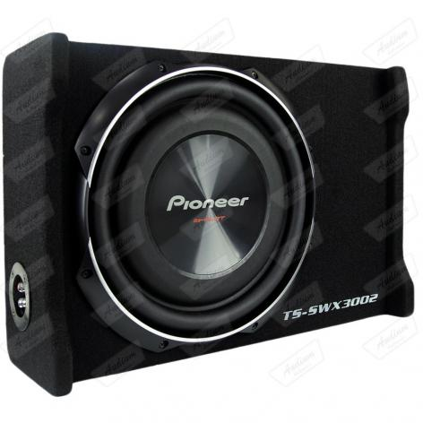 CAIXA CAR PIONEER TS-SWX3002 12 SLIM 1500W /400RMS