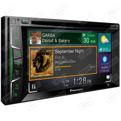 CAR /DVD PIONEER *AVH-A2150BT 6.2 USB /AUX /BT