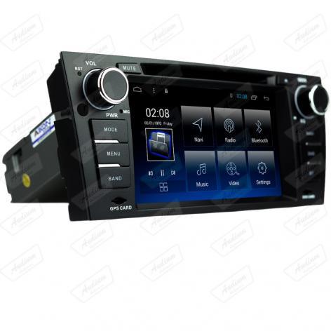 MULT AIKON 8.8 ANDROID 7.1 BMW S3 AN /DIG E90 /91 /92 /93 *05 /12* AS-03040