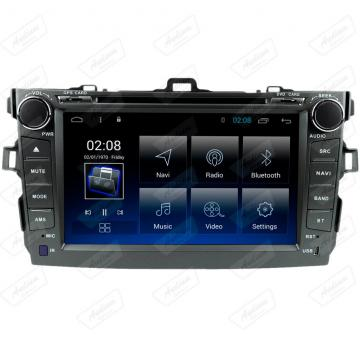 MULT AIKON 8.8 ANDROID 7.1 TOYOTA COROLLA 08 /13 8 ASF-49030W DVD S /TV