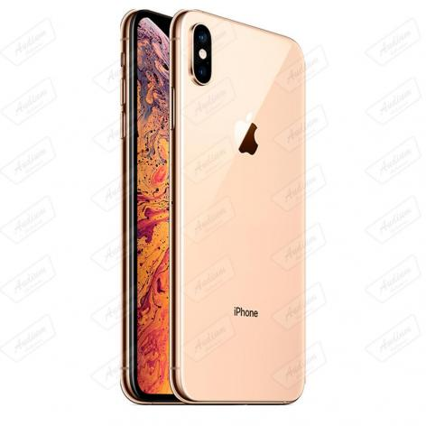 CEL *IPHONE * XS MAX *  64GB A2101 GOLD