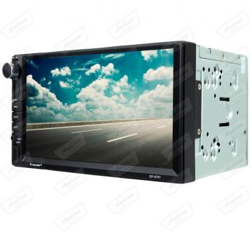 CAR 2 DIN S /MECAN. ECOPOWER EP-8701 BT /GPS /TV DIG. /CAMERA
