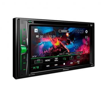 CAR /DVD PIONEER *AVH-A105DVD 6.1 C /CONTROLE