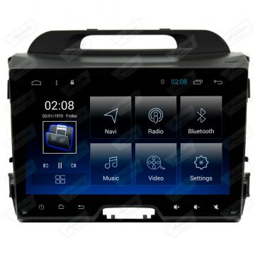 MULT AIKON 8.8 ANDROID 8.1 KIA SPORTAGE 9 11 /16 HIGH S /DVD ASF-25061C