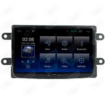 MULT AIKON 8.8 ANDROID 8.1 RENAULT DUSTER /CAPTUR 8 ASF-41031W S /DVD