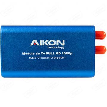 MULT AIKON TV BOX FULL SEG 2 ANTENAS AKF-UN2 (8.8 /XDROID)