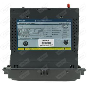 MULT AIKON XDROID ANDROID 8.0 JEEP RENEGADE 7 PNE AKF-44042W SEM TV