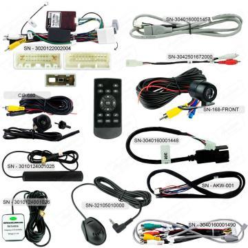 MULT AIKON XDROID ANDROID 8.0 NISSAN KICKS 817 /19 AKF-64030C SEM TV