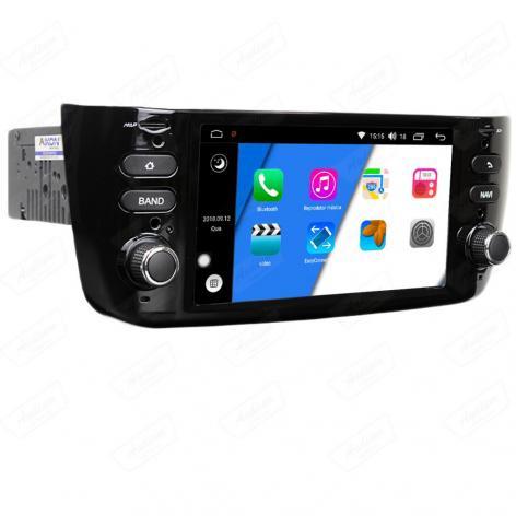 MULT AIKON XDROID ANDROID 8.0 FIAT PUNTO AKF-28071C SEM TV