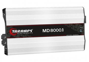 MODULO *TARAMPS MD-8000.1 2OHM  8000RMS 1CH