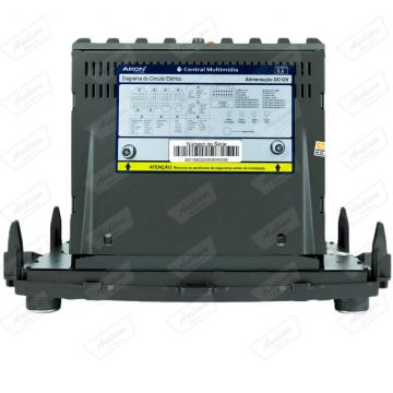 MULT AIKON 8.8 ANDROID 8.1 TOYOTA COROLLA 08 /13 8 ASF-49030W DVD S /TV