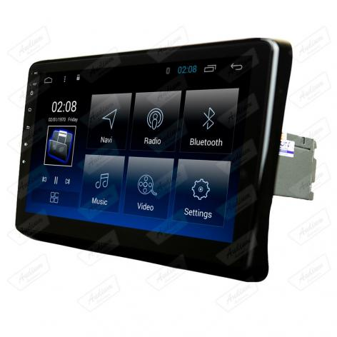 MULT AIKON 8.8 ANDROID 8.1 HONDA HRV 15 /18 10.1 LOW-HIGH ASF-19082C S