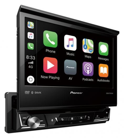 CAR /DVD RET. *PIONEER AVH-Z7150BT 7BLUT.USB