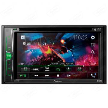 CAR /DVD PIONEER *AVH-A215BT C /CONTROLE