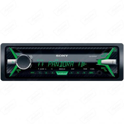 CAR /CD SONY CDX-G3100UP  USB /AUX /MULTICOLOR /C /SUB