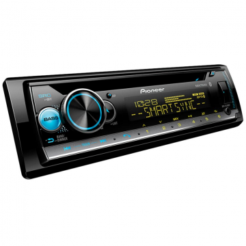 CAR /CD PIONEER *DEH-S5100BT MIX /CONT. /3RCA /COLORS