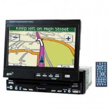 CAR /DVD RET. MIDI MD-7008BL