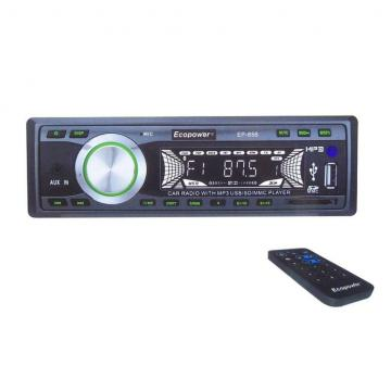 CAR /AUDIO ECOPOWER EP-656 BLUETOOTH  USB /SD /FM /CONTROLE