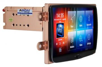 MULT AIKON 8.0 ANDROID 7.1 RENAULT DUSTER /CAPTUR 8S /DVD AS-41031W STV
