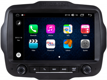 MULT AIKON X2 ANDROID 8.1 JEEP RENEGADE 9 AK-44047W-DSP PNE /PCD