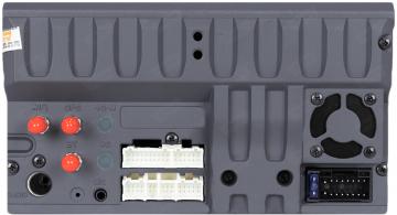 MULT AIKON X2 ANDROID 8.1 HONDA HRV 14 /19 AK-36090C-DSP 3-CHICOTES